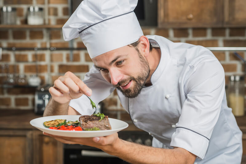 cv cuisinier