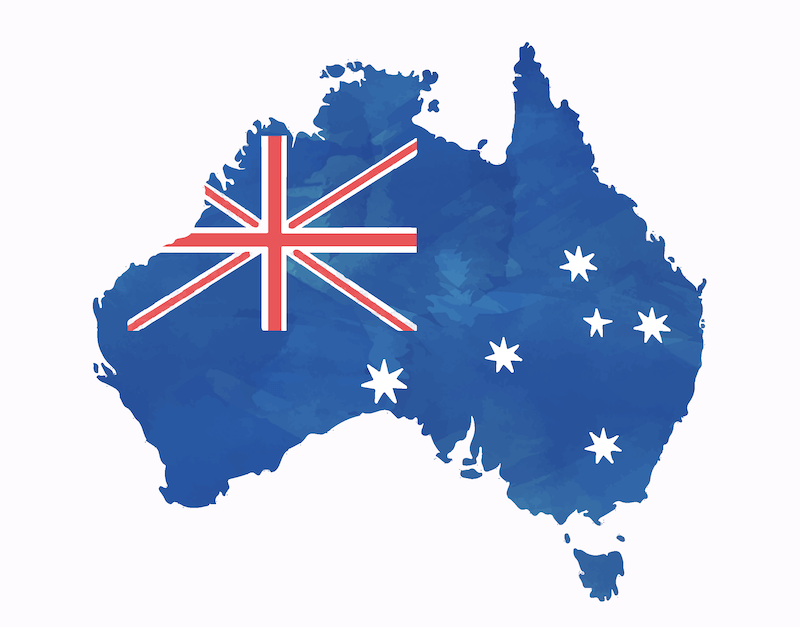 cv australie