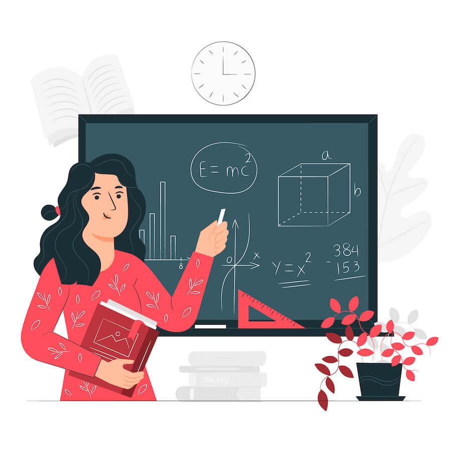 professeur enseignement