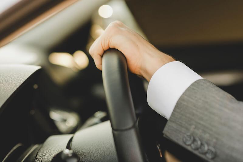 cv chauffeur