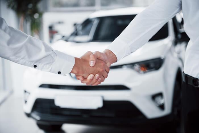 Vendeur Automobile